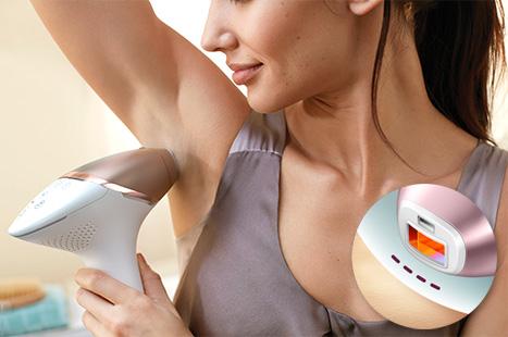 اضرار جهاز ازالة الشعر بالليزر المنزلي – هل جهاز الليزر المنزلي آمن؟ |
