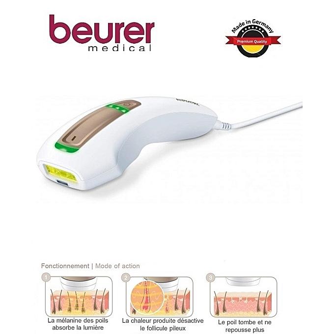سعر جهاز ليزر بيورير لإزالة الشعر بكل انواعه