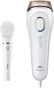 Braun Silk Expert 5 IPL جهاز براون لازالة الشعر بالليزر
