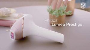 شراء جهاز الليزر المنزلي لإزالة الشعر فيليبس لوميا