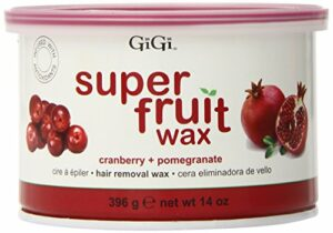 Fruit wax hair removal gigi