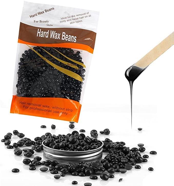 الشمع الأسود لإزالة الشعر